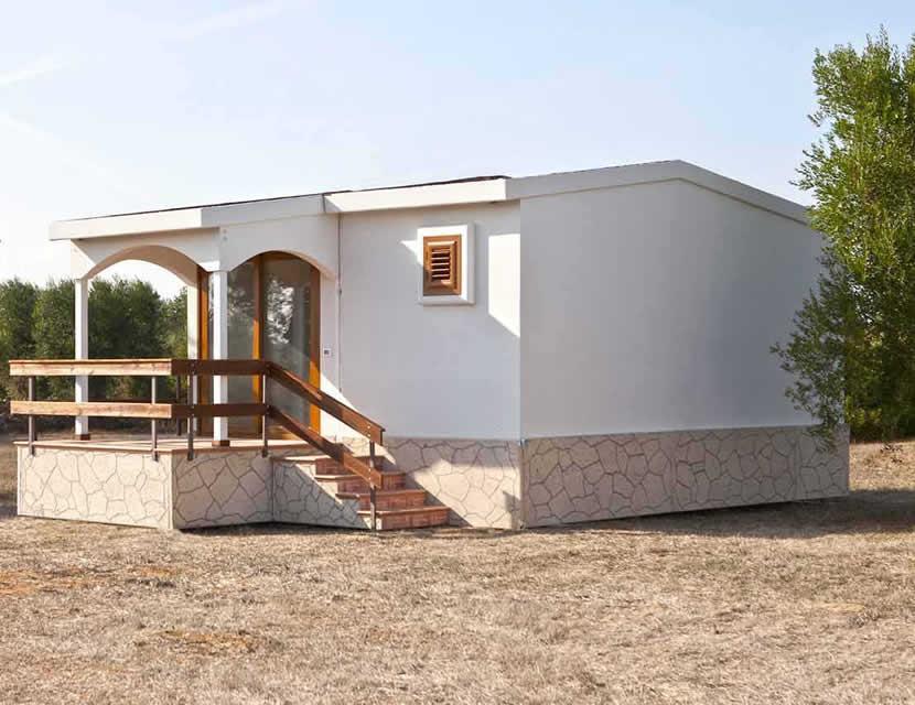 Mobili Per La Casa Offerte : Offerte case prefabbricate e case mobili scontate sib case
