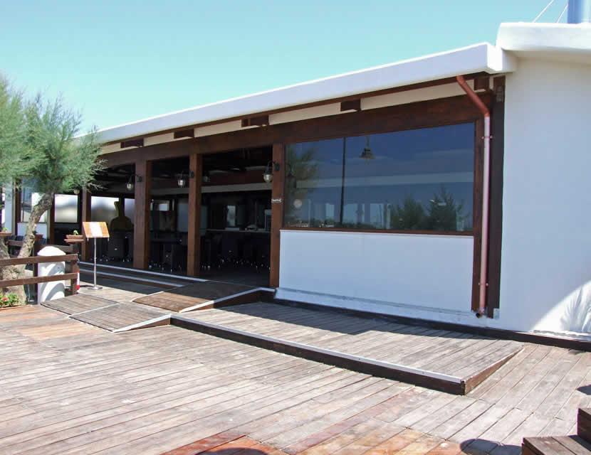 Strutture prefabbricate ristorante pizzeria sib case for Strutture prefabbricate in legno